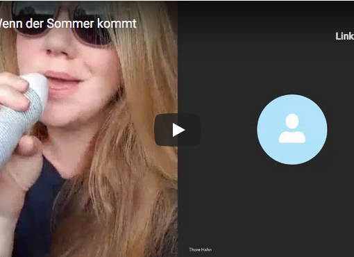 Video abspielen: Wenn der Sommer kommt